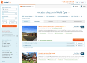 vilaalena.hotel.cz