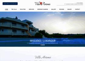 villa-artemis.com