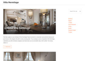 villa-hermitage.com