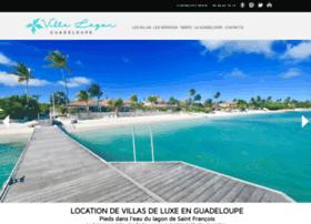 villa-lagon-guadeloupe.com