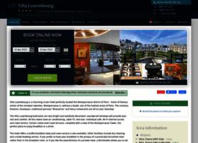 villa-luxembourg-paris.h-rez.com