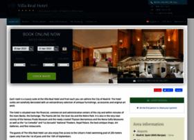 villa-real-hotel-madrid.h-rez.com