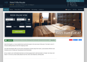 villa-royale-brussels.hotel-rez.com