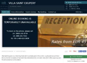 villa-saint-exupery-nice.h-rsv.com