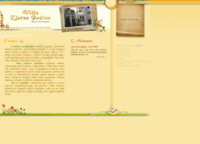 villa-zlatnegodine.hr