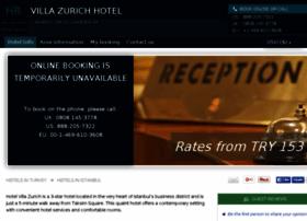 villa-zurich-istanbul.hotel-rez.com