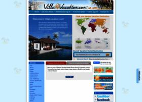 villa4vacation.com
