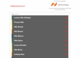 villabambula.com