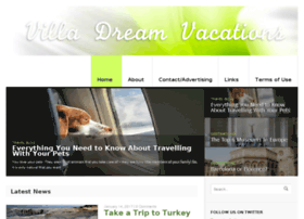 villadreamvacations.com