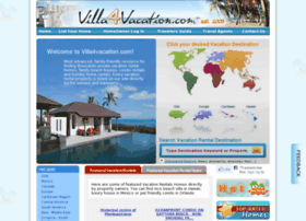 villaforvacation.com
