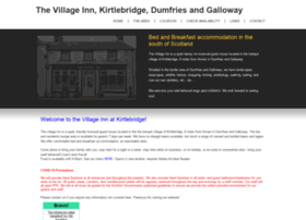 village-inn-kirtlebridge.co.uk