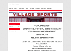 village-sports.co.uk