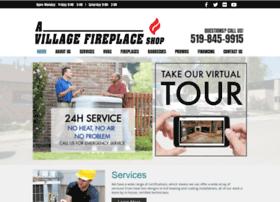 villagefireplaceshop.com