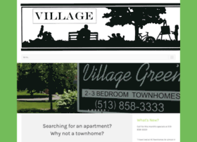 villagegreenfairfield.com