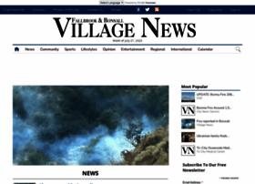 villagenews.com
