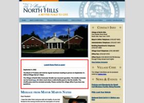 villagenorthhills.com