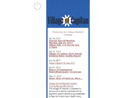villageofcapitan.com