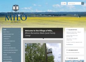 villageofmilo.ca