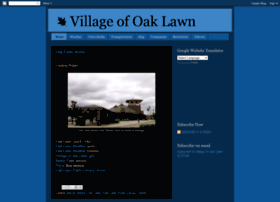 villageofoaklawn.blogspot.com