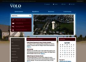 villageofvolo.com