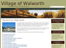 villageofwalworth.govoffice2.com