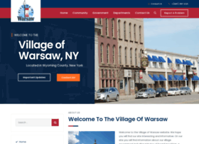 villageofwarsaw.org