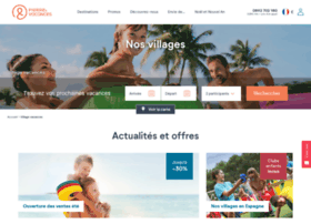 villages-clubs-pierreetvacances.com