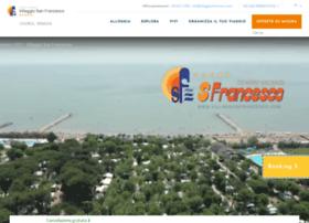 villaggiosanfrancesco.com