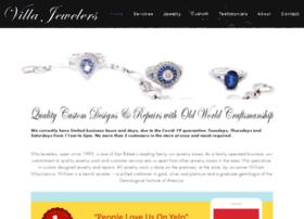 villajewelers.com
