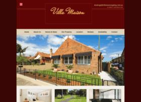 villamaisonsydney.com.au