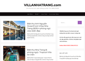 villanhatrang.com