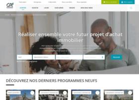 villaolea.ca-immobilier.fr