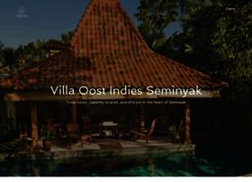villaoostindies.com