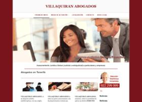villaquiranabogados.com