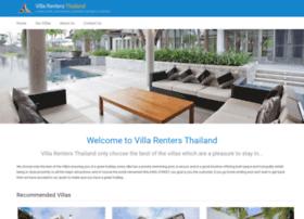 villarentersthailand.com