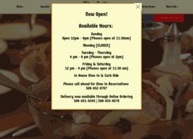 villarestaurantwayland.com