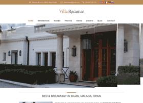 villarocamar.com