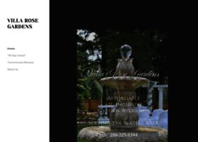 villarosegardens.com