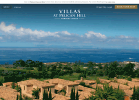 villasatpelicanhill.com
