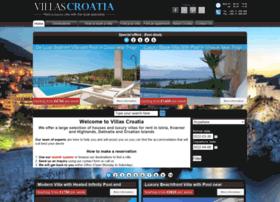 villascroatia.net
