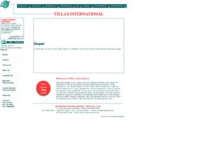 villasintl.com