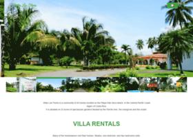 villaslasfloresrentals.com