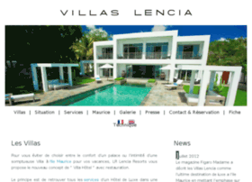 villaslencia.com