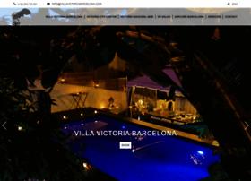 villavictoriabarcelona.com
