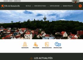 ville-romainville.fr
