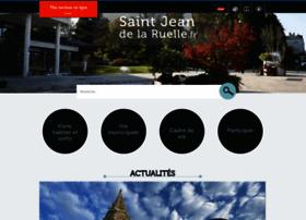 ville-saintjeandelaruelle.fr