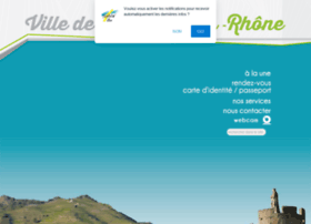 ville-tournon.com