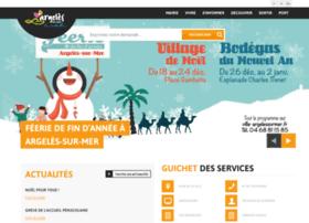 ville.argeles-sur-mer.com