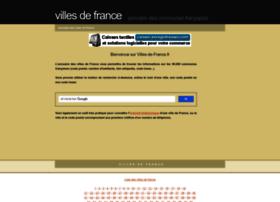 villes-de-france.fr