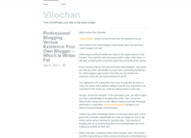 vilochan.wordpress.com